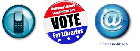 NATIONAL LIBRARY LEGISLATIVE DAY!